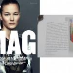 perefctshot w mediach K MAG fotografia reklamowa katowice śląsk łukasz jurczyk monika łopacka