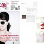 perefctshot w mediach slowlife tekieli fotografia reklamowa katowice śląsk monika opacka łukasz jurczyk