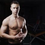 sesja sportowa na siłowni