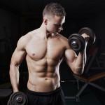 fotografia sportowa siłownia